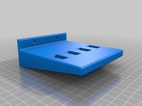Workzone (Aldi) Mini Woodworking Clamp Rack (wall-mounted)
