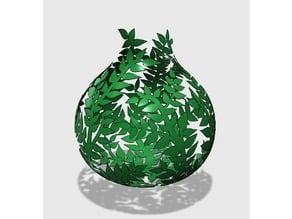 Leave Vase