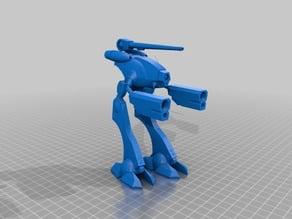Robotech Zentradi Officer Pod