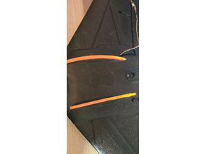 S800 Wing Battery Strap Cover