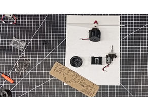 Syma X8 Drone Motor Adapater