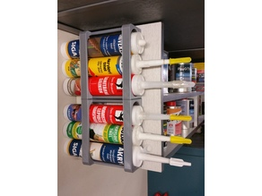 Sealant (Caulk) Tube Holder - wall mount