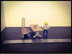 Playmobil Medieval Table