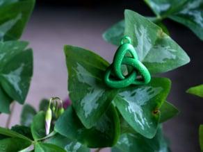 Celtic Knot - Trinity Pendant
