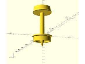 1:160 RP25 wheelset (NEM311.1)