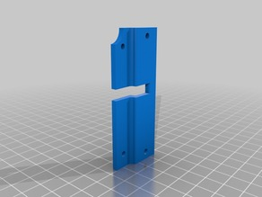 Pibow Coupé Case Bracket For Lulzbot Mini