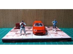 Street Fighter Ryu Mini Figurine