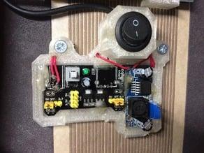 Voltage Regulator Wall Mount