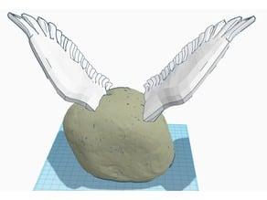 Aerodynamically Challenged Glider