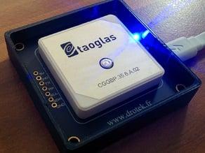 "GPS Case for Drotek Ublox NEO-M8N ""XL"""