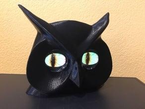 Uncanny Owl