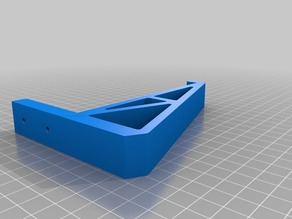 Maker Select V2 Control Box Brackets Side Mount