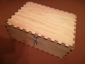 Plywood chest 01