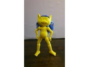 Troll puppet version 2
