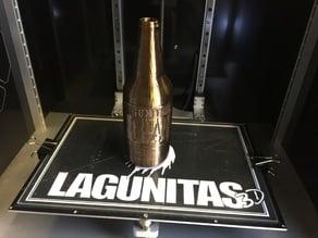 Lagunitas IPA Beer Bottle (IPA3D)