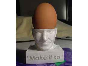 Jean-Luc Picard Egg Cup
