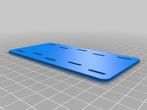 FT Battery Tray