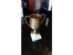 Bunco Trophy