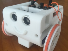 MR - 3 : 9G Servo Driven Robot