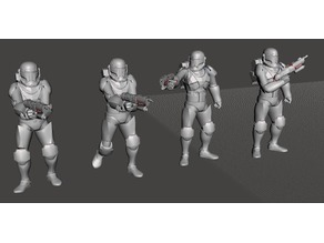 Star wars: Legion Clone Commando