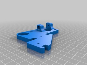 Z Axis Bowden Mod for Geetech Prusa i3