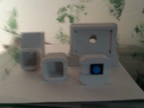 Companion parts for WOPR Arduino Nano Case