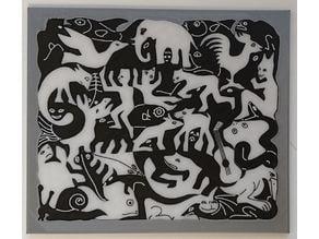 Escher Puzzle