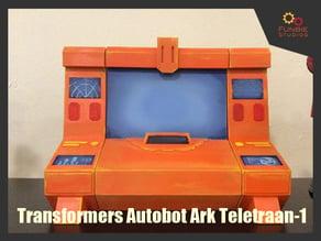 Transformers Generation 1 - Autobot Ark Teletraan-1