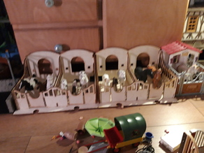 Horse Box for Schleich figures