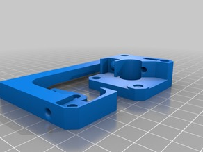 Malyan  M200 Extended Extruder Arm Parts