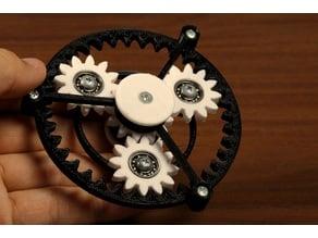 Planetary Gear Fidget Spinner