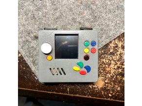 Mini SNES Pi Zero Slim