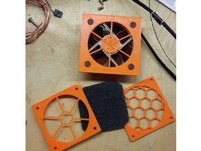 Filterhalter für 80 mm Lüfter