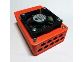 Raspberry Pi 3B+ Box with 40mm fan