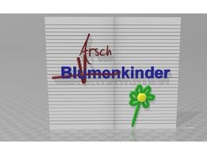 blumenkinder - ausgebessert (NSFW)