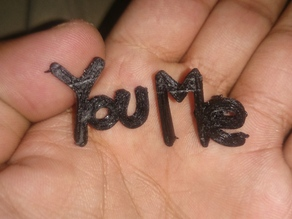 YOU and ME Earrings