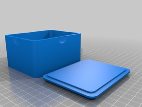 My Customized Customizer - Trinket Box, Container, Enclosure, Organizer, Storage