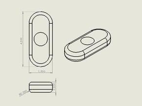 NanoBeam Nuts