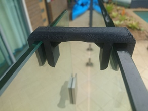 Glass Fence/Gate Clip