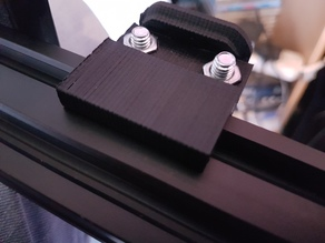 V-Slot to Arca swiss tripod mount