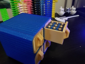 Nozzle Insert for SciFi Part Crate