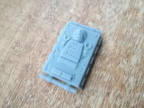 Carbonite Han Solo for DLP/SLA printers