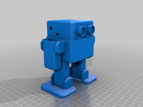 Otto DIY Robot (Modified by Jason Workshop)
