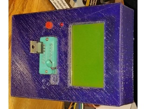 Case for cm32ba component tester