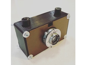 35mm Anastigmat 50mm f/4.5 Camera