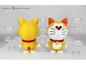 Doraemon original type / 哆啦A夢 /ドラえもん