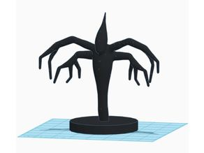 Mind Flayer from Stranger Things