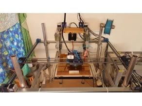 BIG DIY 3D Printer