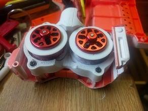 Nerf Stryfe Brushless Flywheel Cage - Kelly Industries