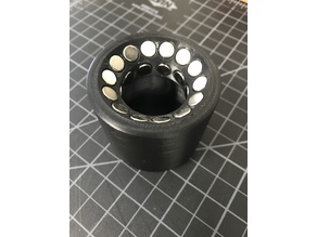 Paper Clip Dispenser - Magnetic